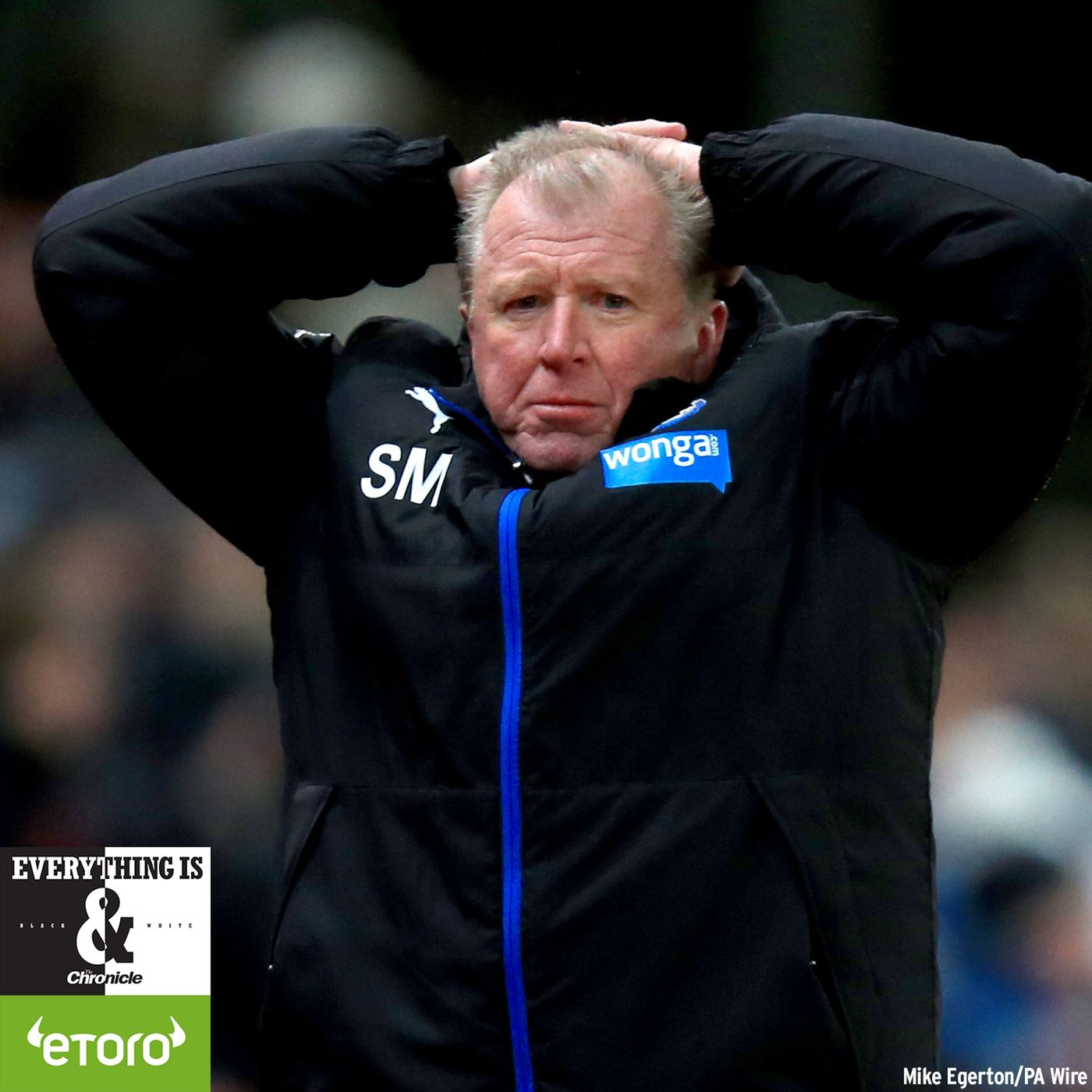 REVISITED - The inside story of Steve McClaren at NUFC