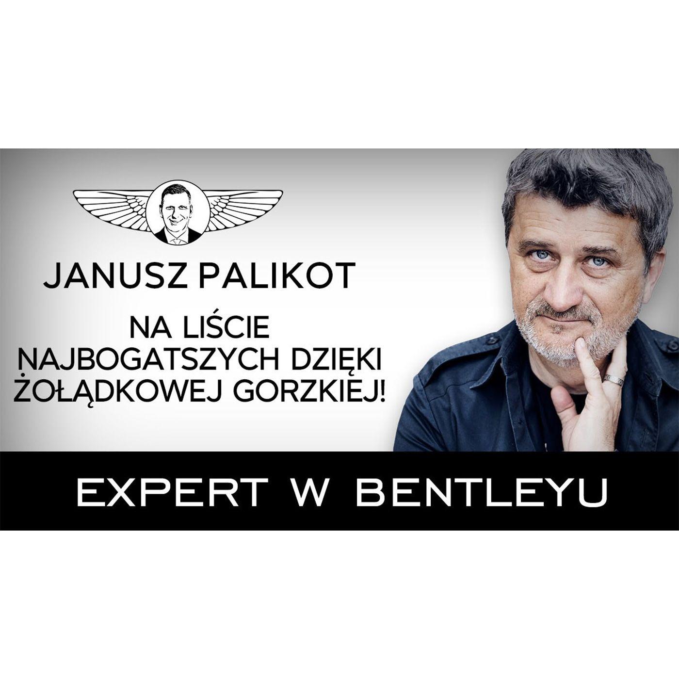 Jak zebrać 4 000 000zł przez crowdfunding Janusz Palikot [Expert w Bentleyu]