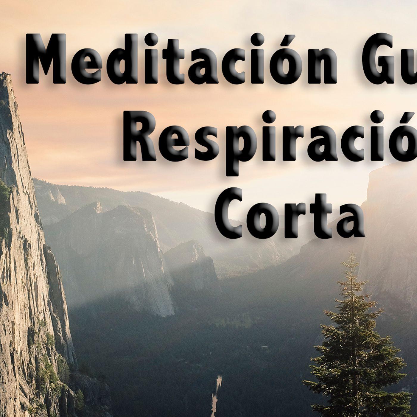 Meditación Guiada Corta