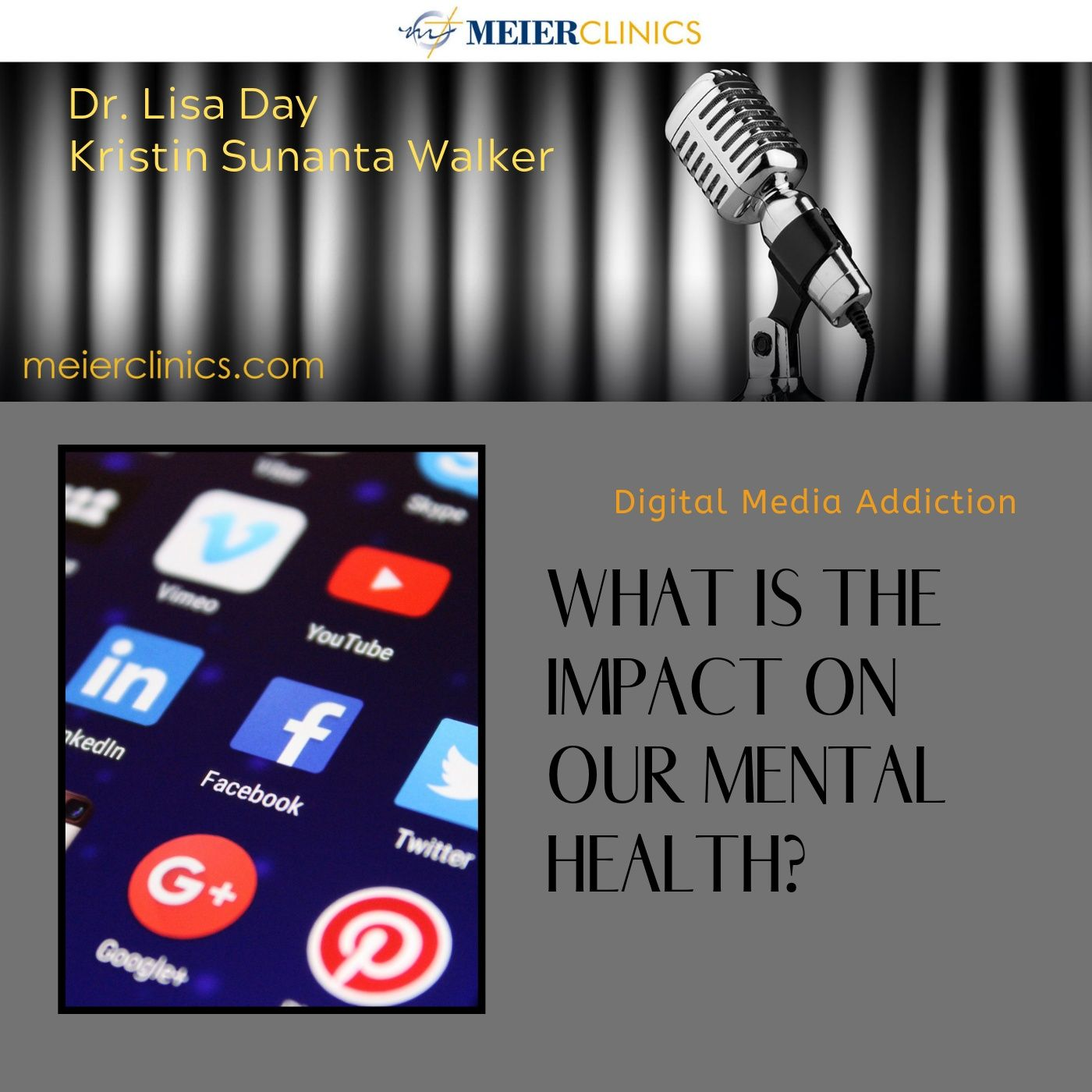 Digital Media Addiction: What Is the Impact on Mental Health?
