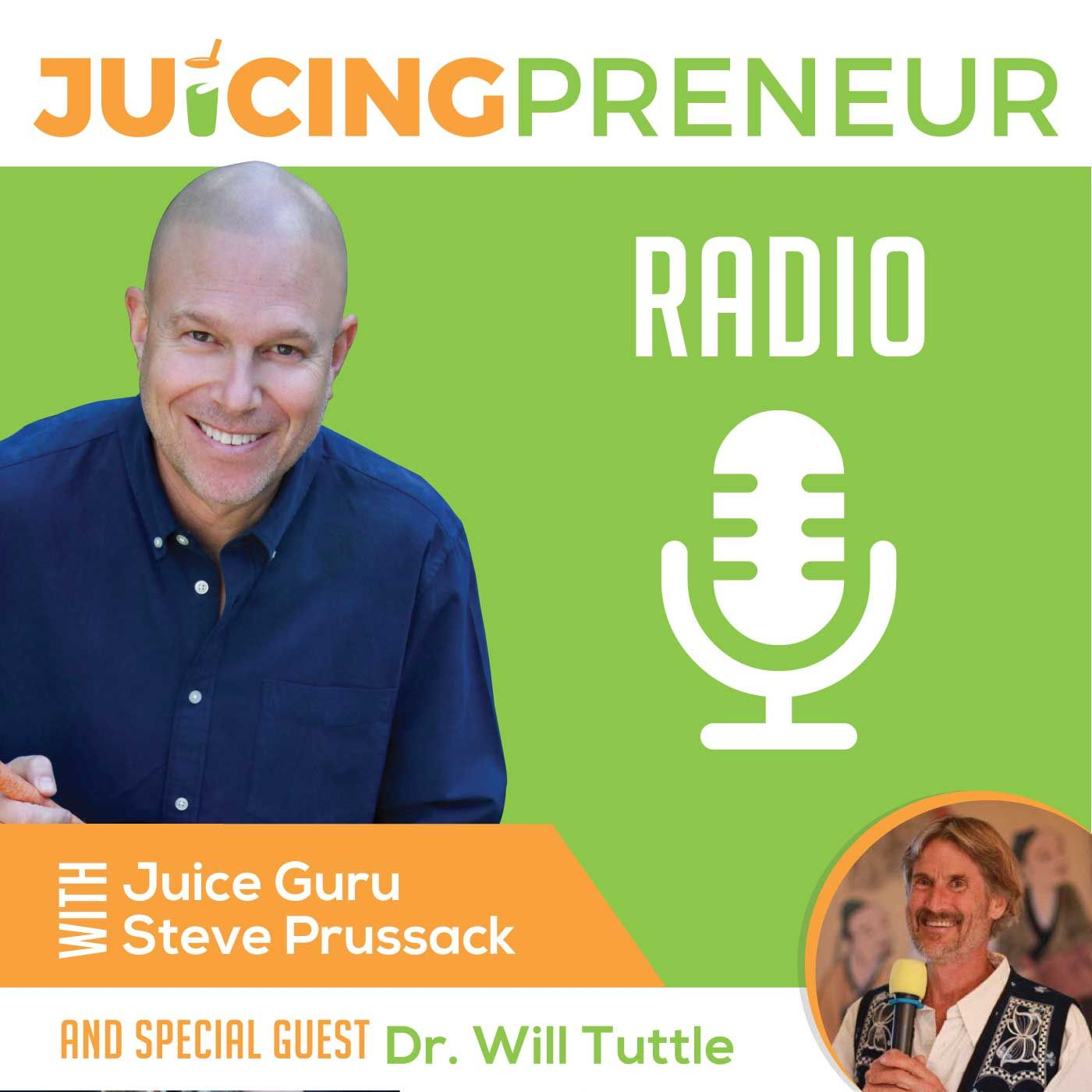 Stay True to Your Passion with Dr. Will Tuttle