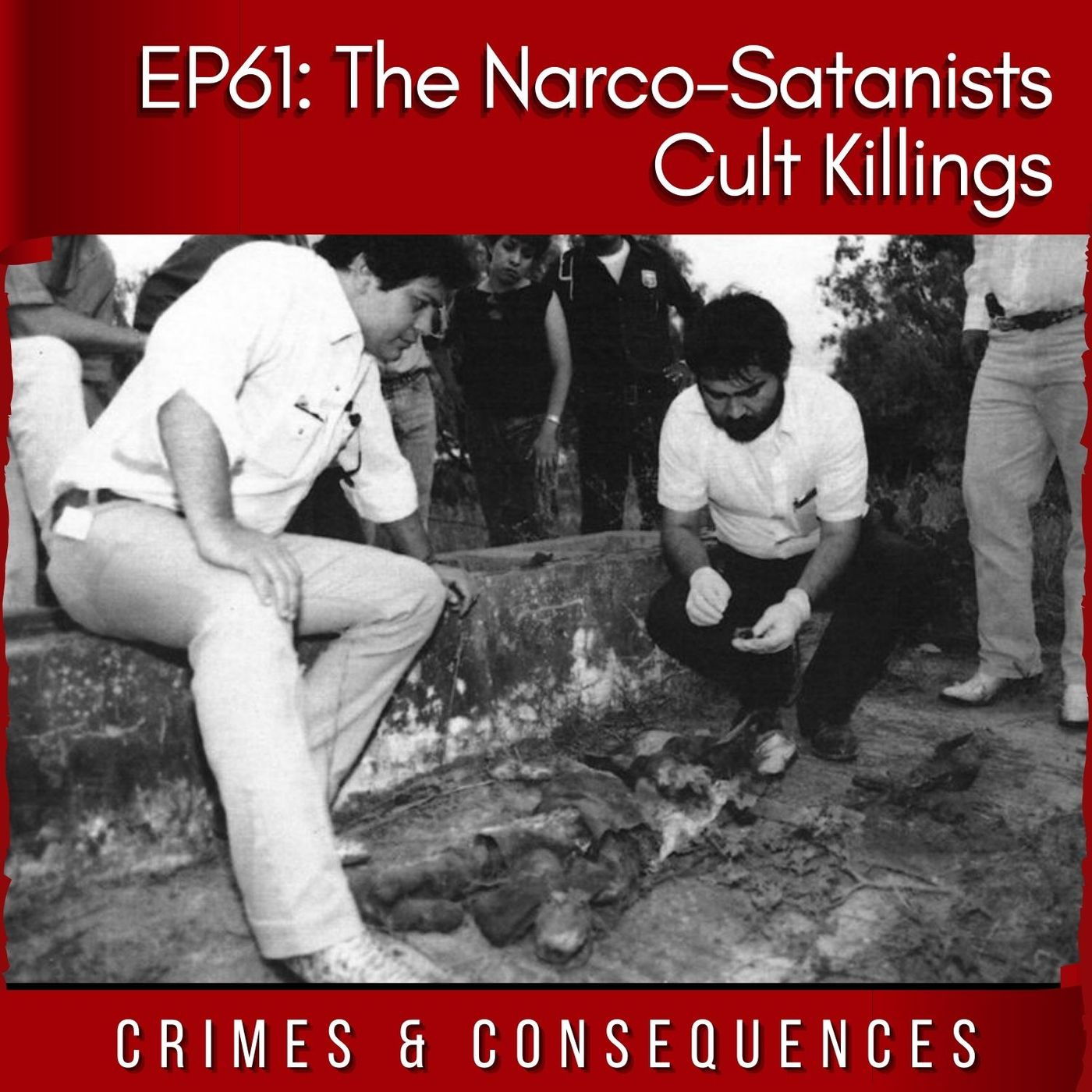 EP61:The Narco-Satanist Cult Killings