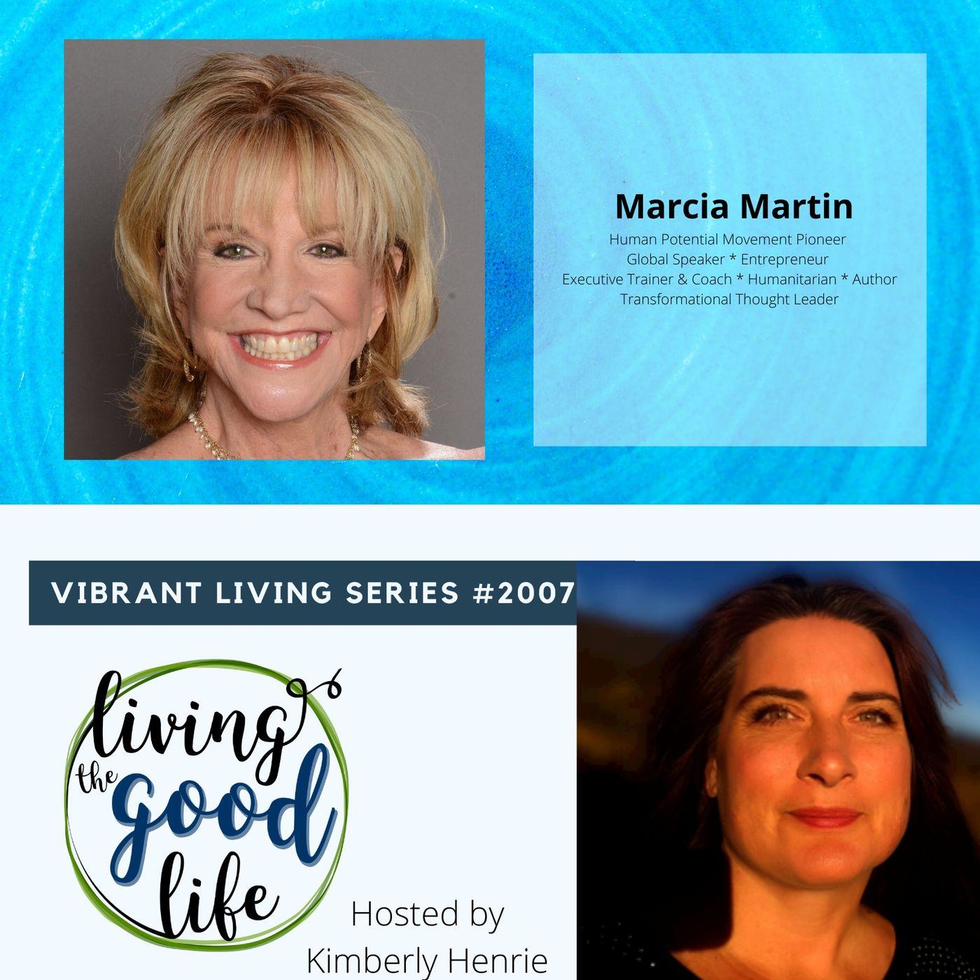 LTGL2007-Vibrant Living Series - Marcia Martin - Reach Your Full Potential