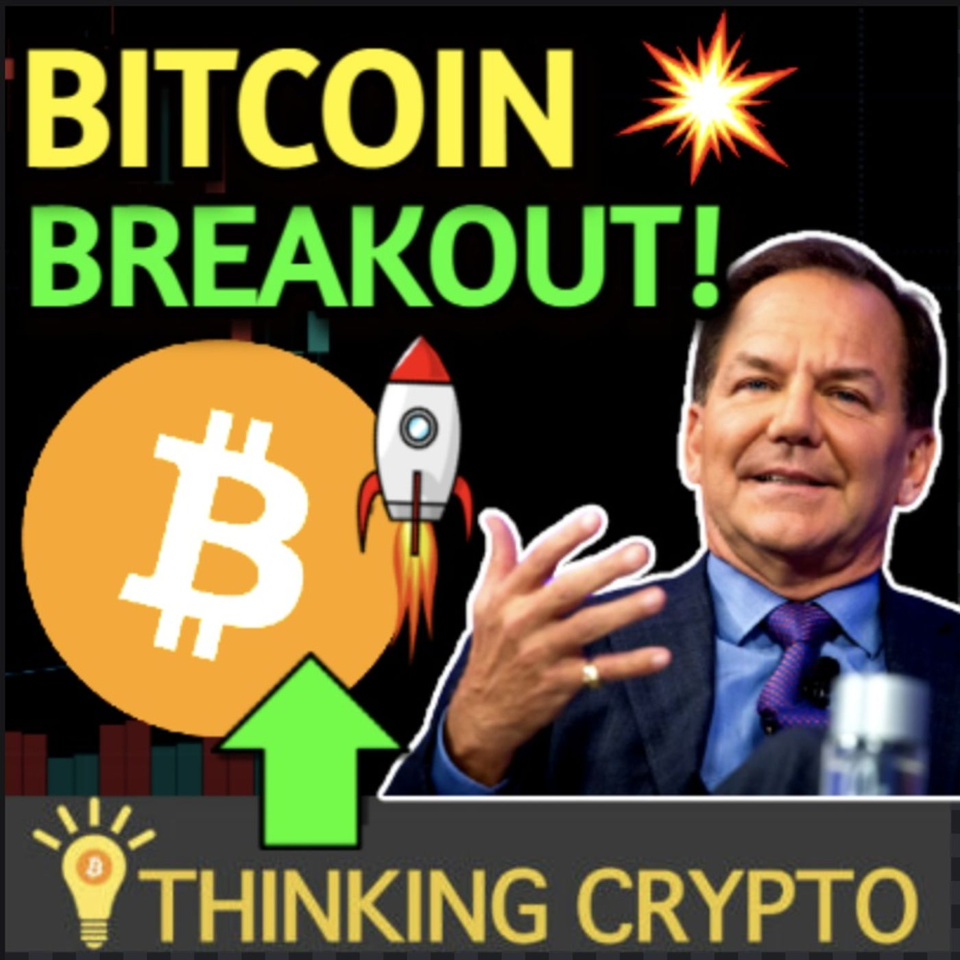 BITCOIN Breaks Out To $40K - Paul Tudor Jones Still Bullish on BTC - MicroStrategy To Buy $500M in BTC - Countries Warm Up To Crypto
