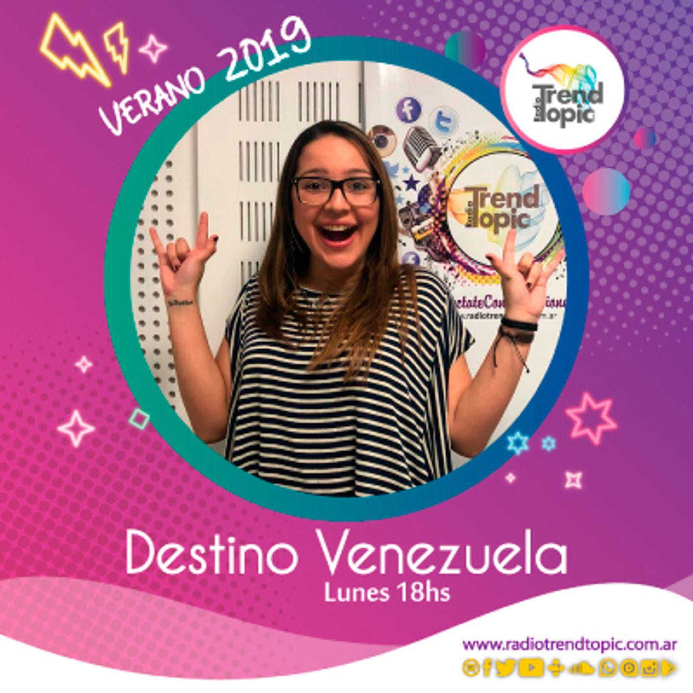 Destino Venezuela T1 P13 - Valavys - Parranda navideña - San Juan Music