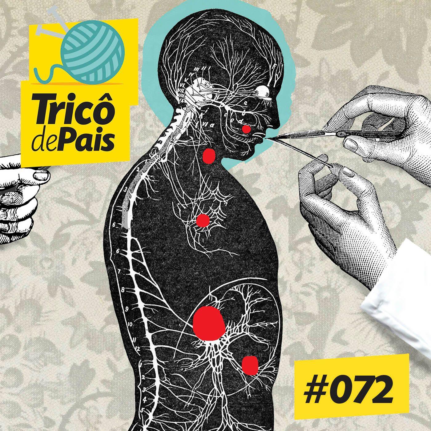 #072 - Depressão Masculina feat. Frederico Mattos