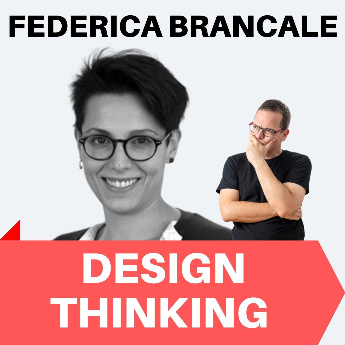 185 - Federica Brancale - Design Thinking coi Dati