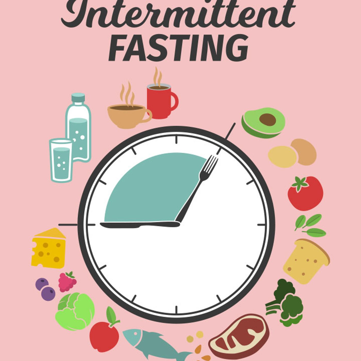 EP 146: Types of Intermittent Fasting and Who Should be doing it, by Karen Malkin