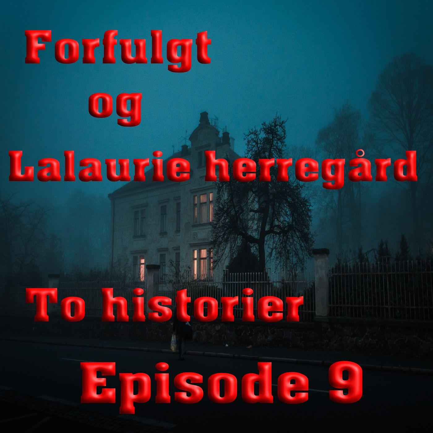 Fra den andre siden Episode 9. Forfulgt og Lalaurie herregården.