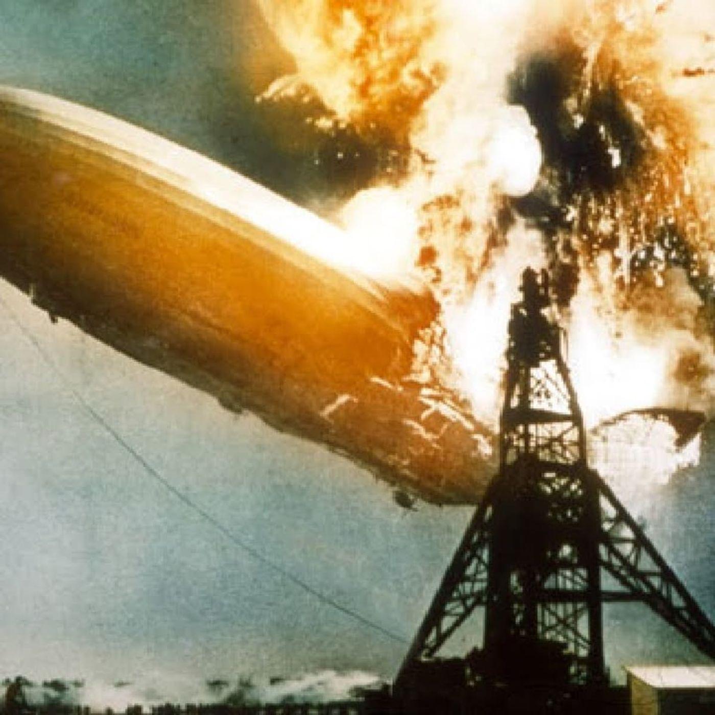 Inferno di fuoco - LZ-129 Hindenburg