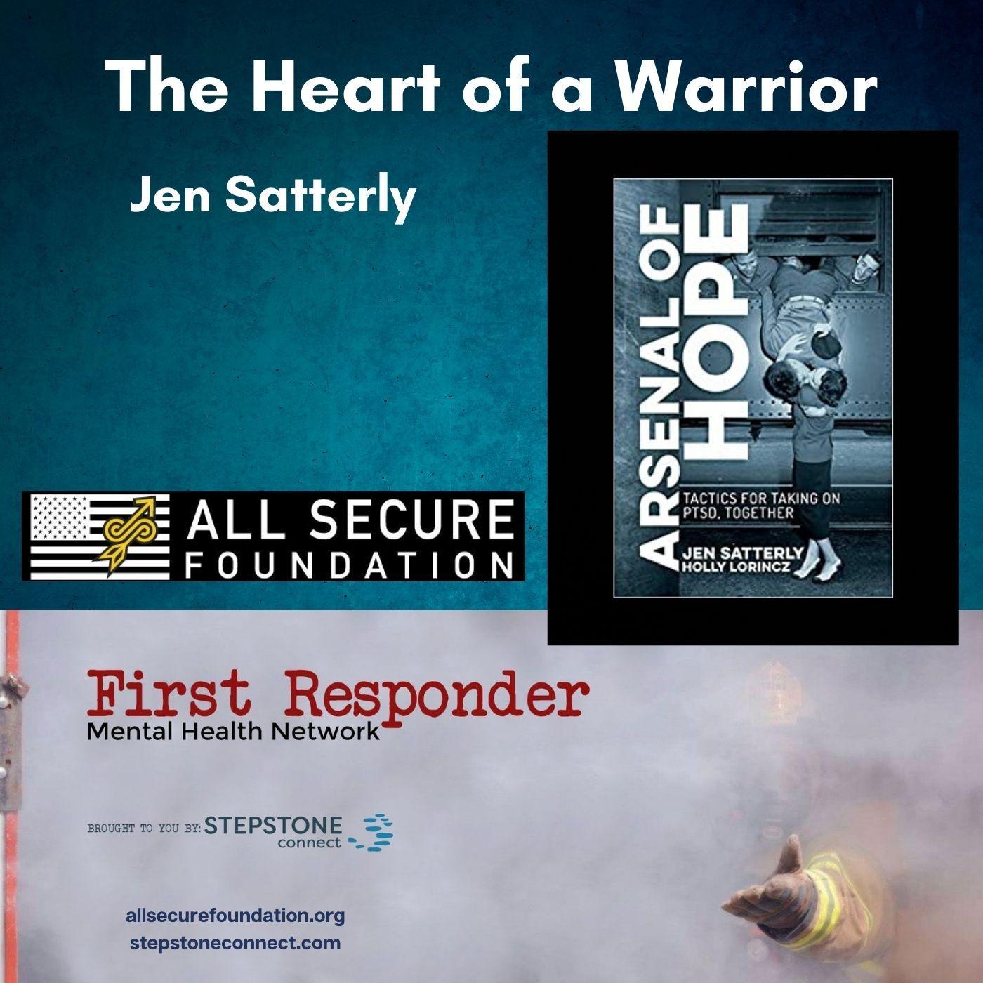 Mental Health News Radio - The Heart of a Warrior