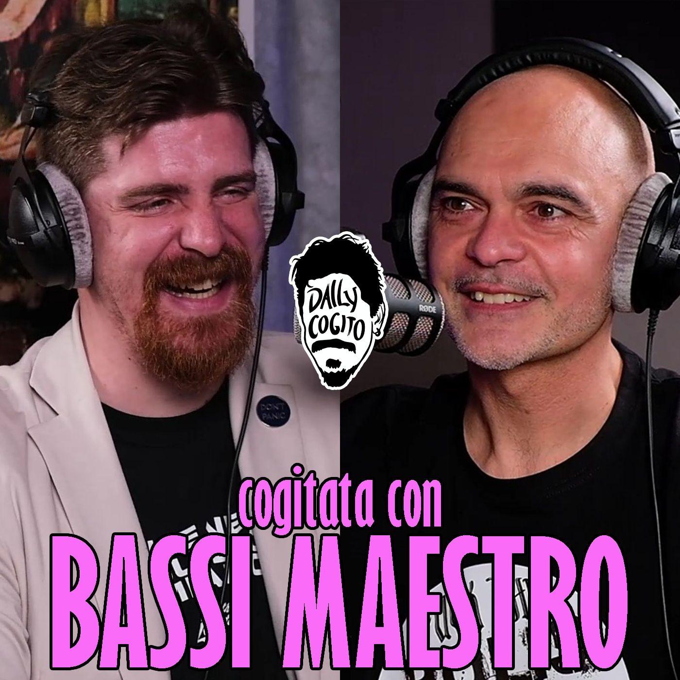 Cogitata con BASSI MAESTRO, deejay e producer