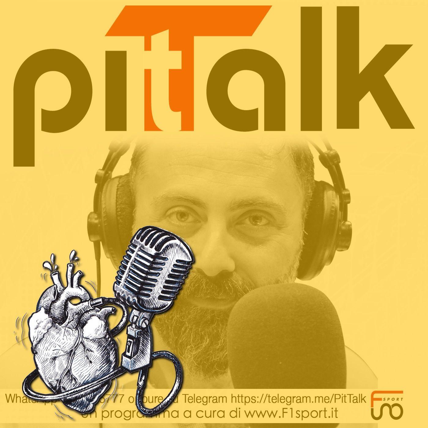 Una rete di ospiti potentissima   con Antonio Granato di Pit Talk