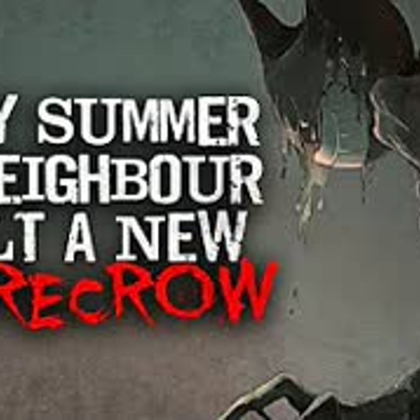 """Every summer my neighbour built a new scarecrow"" Creepypasta"