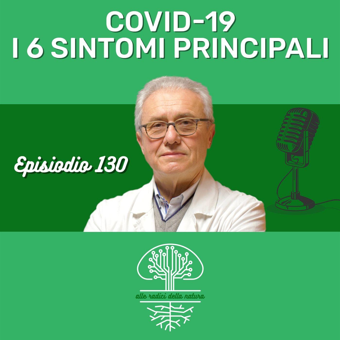 I 6 Principali Sintomi del COVID19