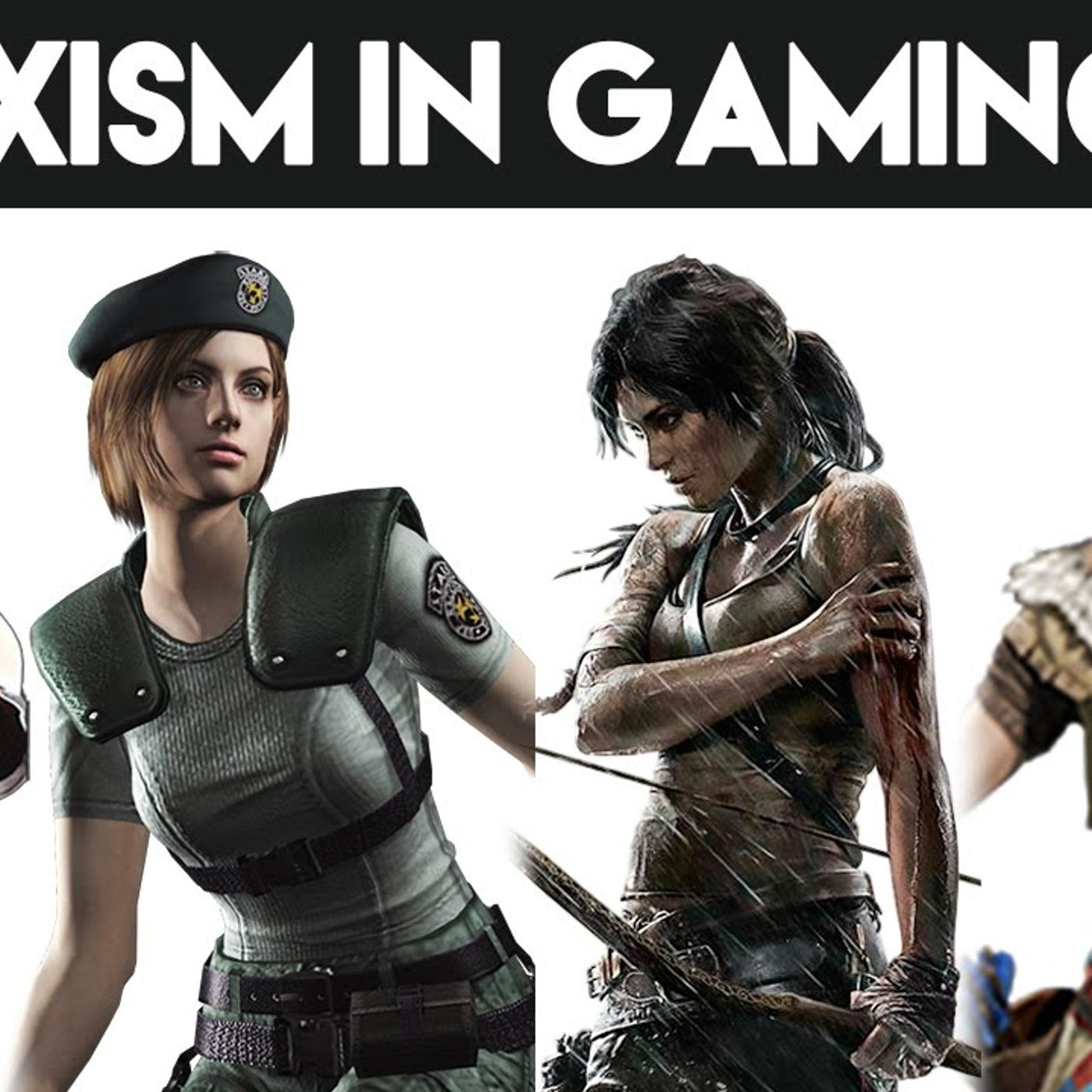 Sexism in video games (STUDENT TAKEOVER)