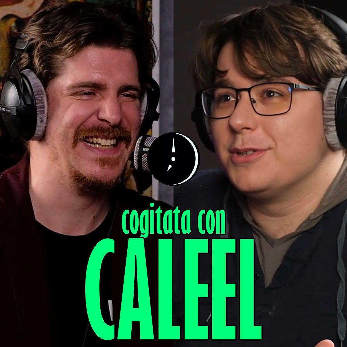 Cogitata con CALEEL, autore e youtuber