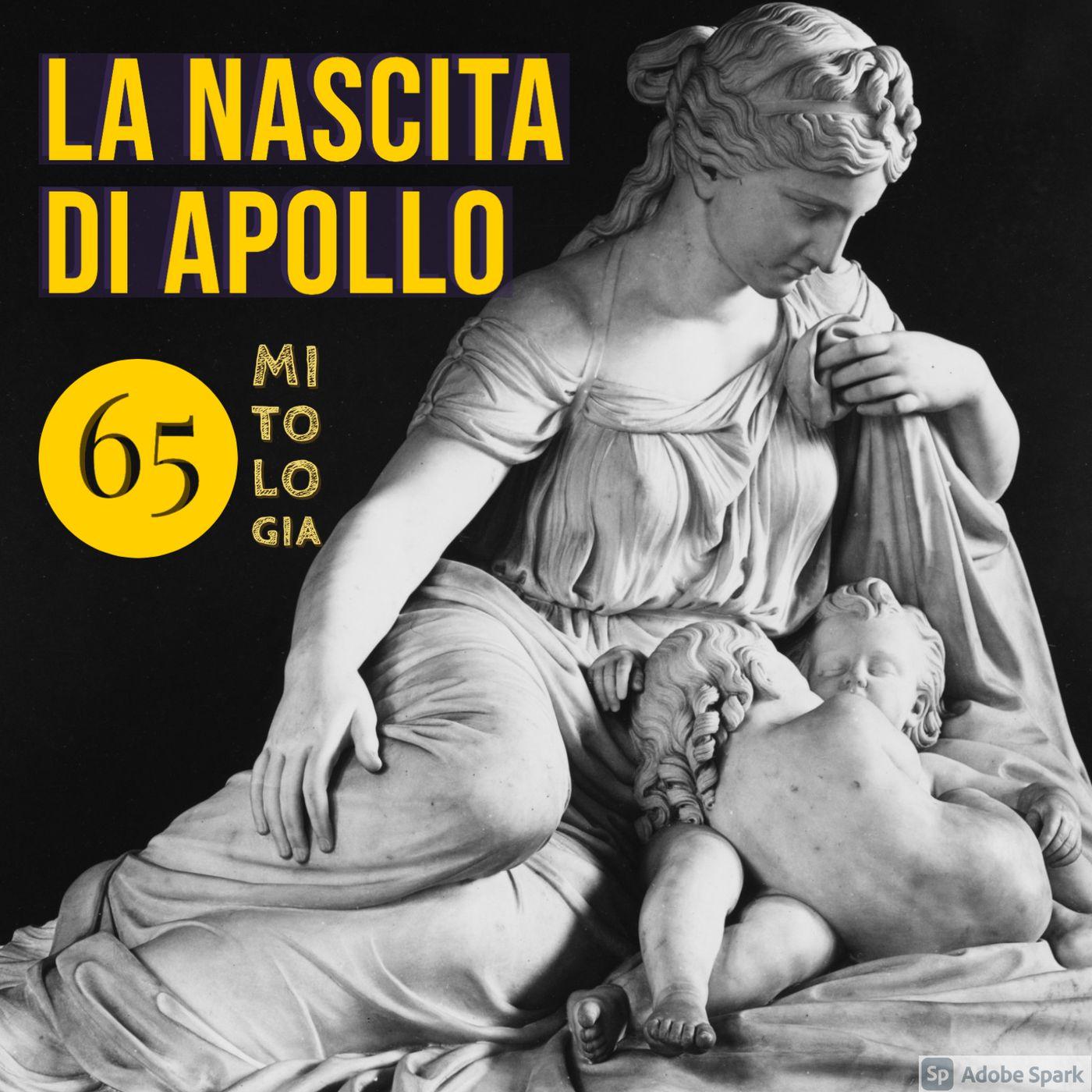 La nascita di Apollo