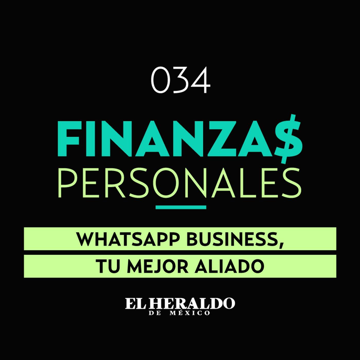 WhatsApp Bussines | Finanzas personales: Aplicaciones Móviles para negocios