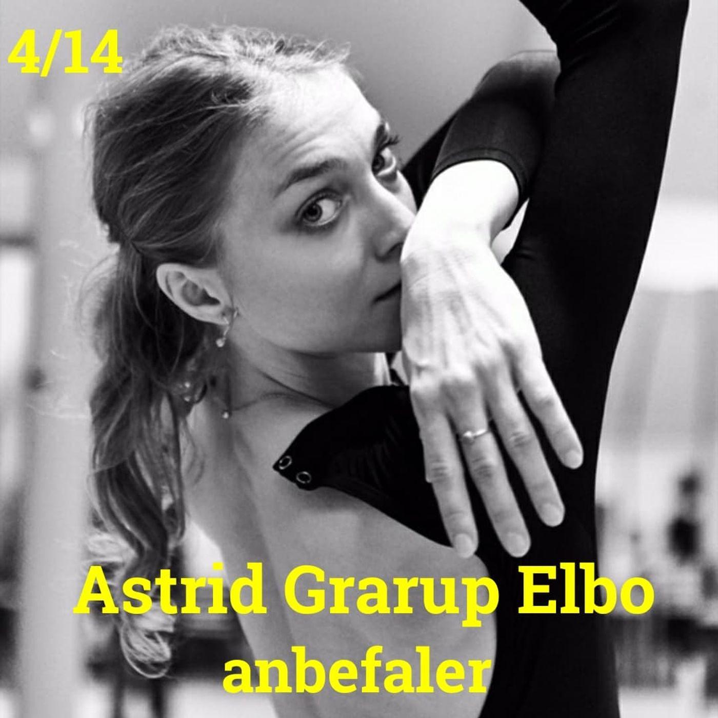 Karantæne dag 4 - med Astrid Grarup Elbo & Nonsens