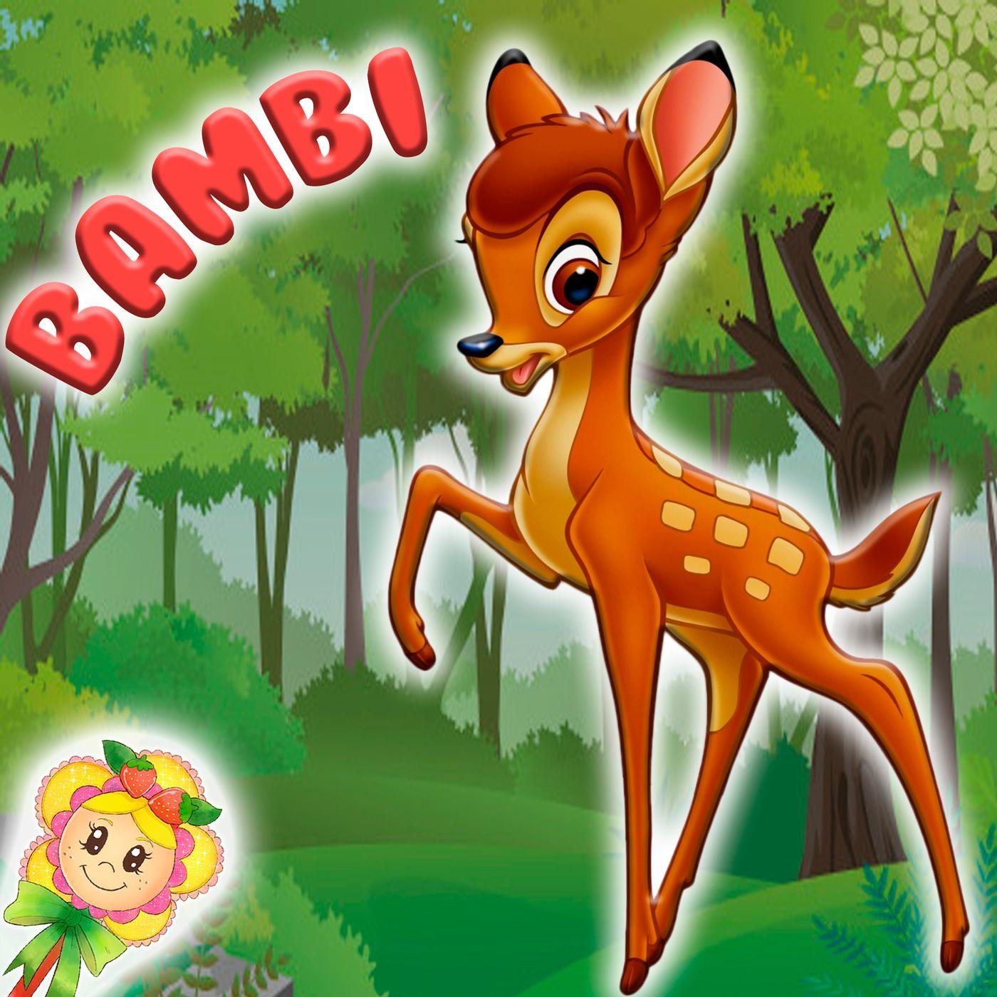 50. Bambi. Cuento tradicional para niños de Hada de Fresa