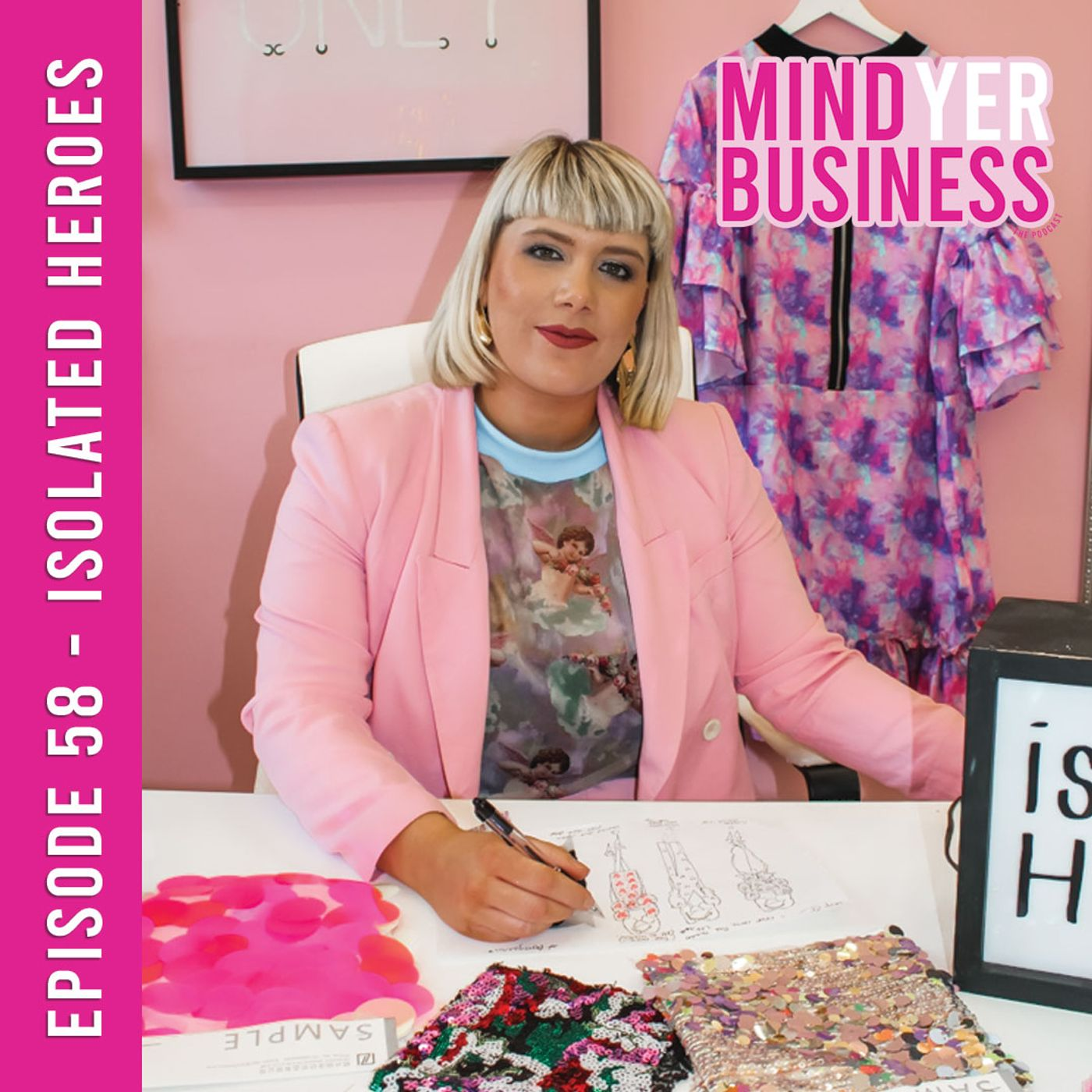 Isolated Heroes - Building a Scottish Fashion Empire