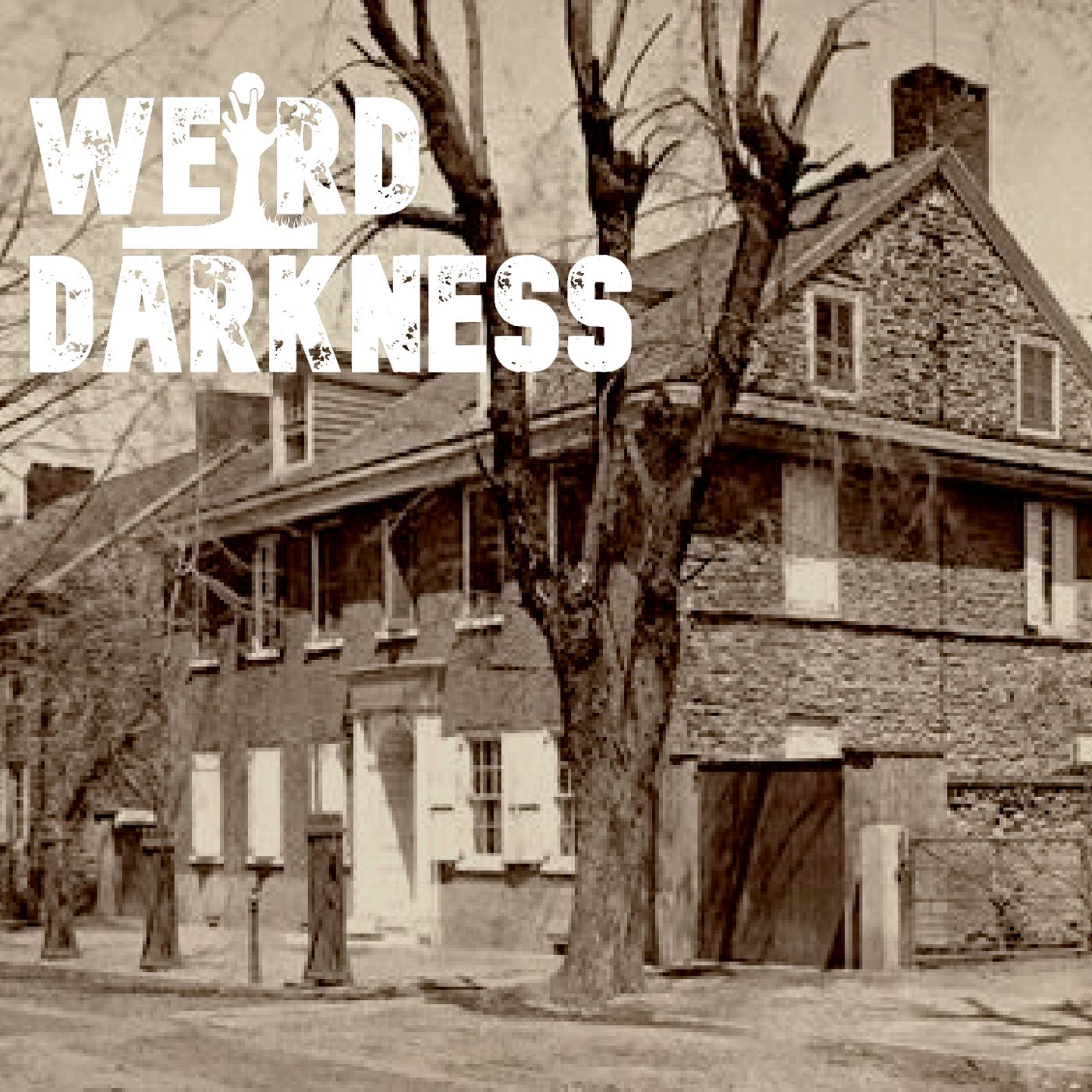 """""""GRUMBLETHORPE"""" and 5 More True Creepy Stories! #WeirdDarkness"""