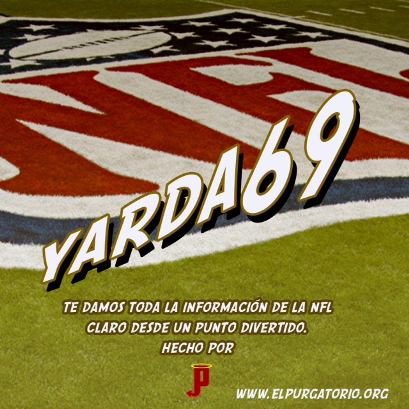 Yarda 69 NFL
