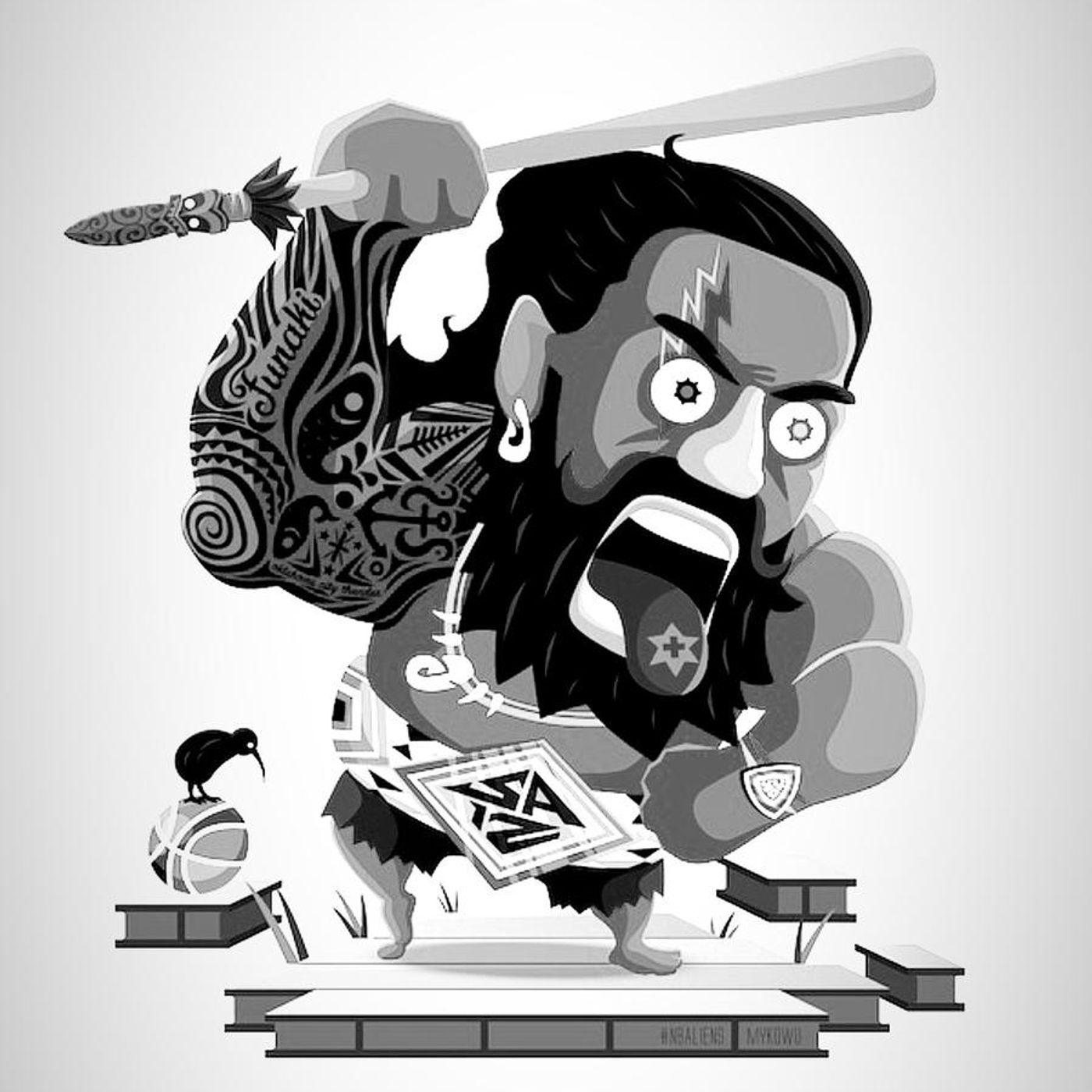 Di Kyrie, MVP e guerrieri maori