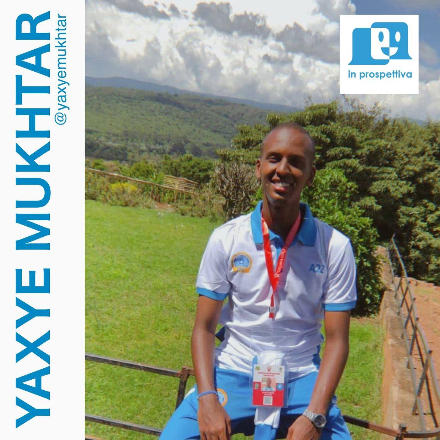 La nazionale della speranza - con Yaxye Mukhtar