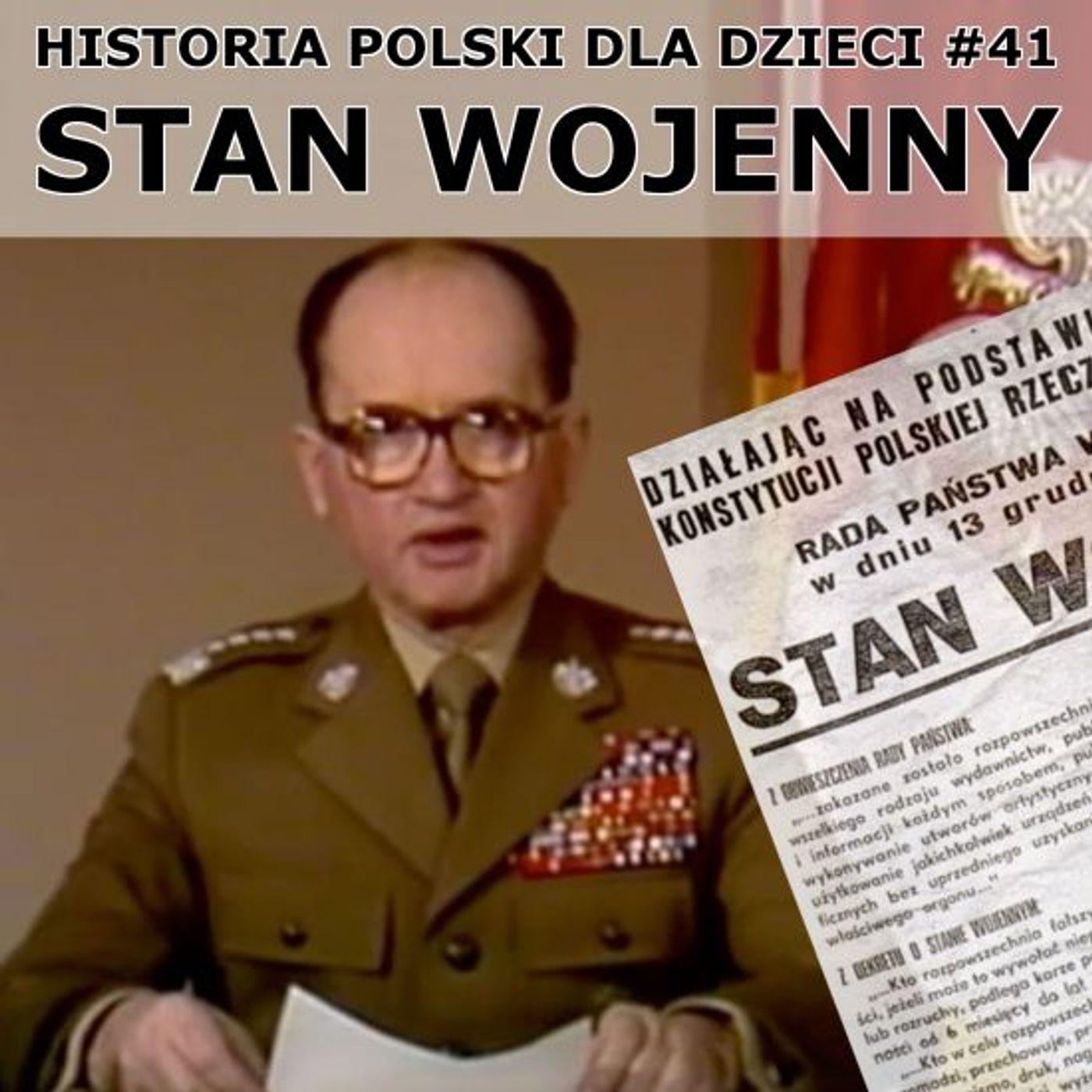 41 - Stan wojenny
