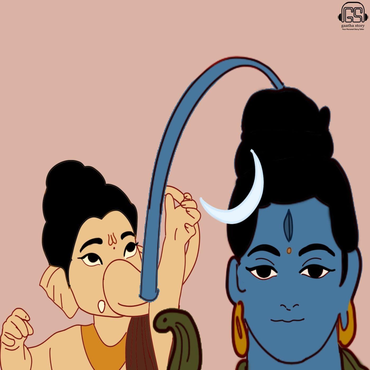 6: How Lord Ganesh Became Balachandra