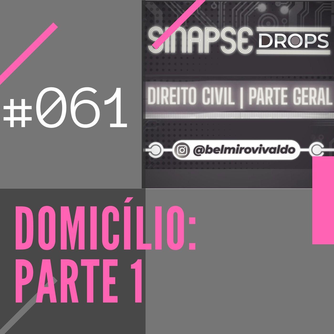 061   Domicílio (Parte 1)