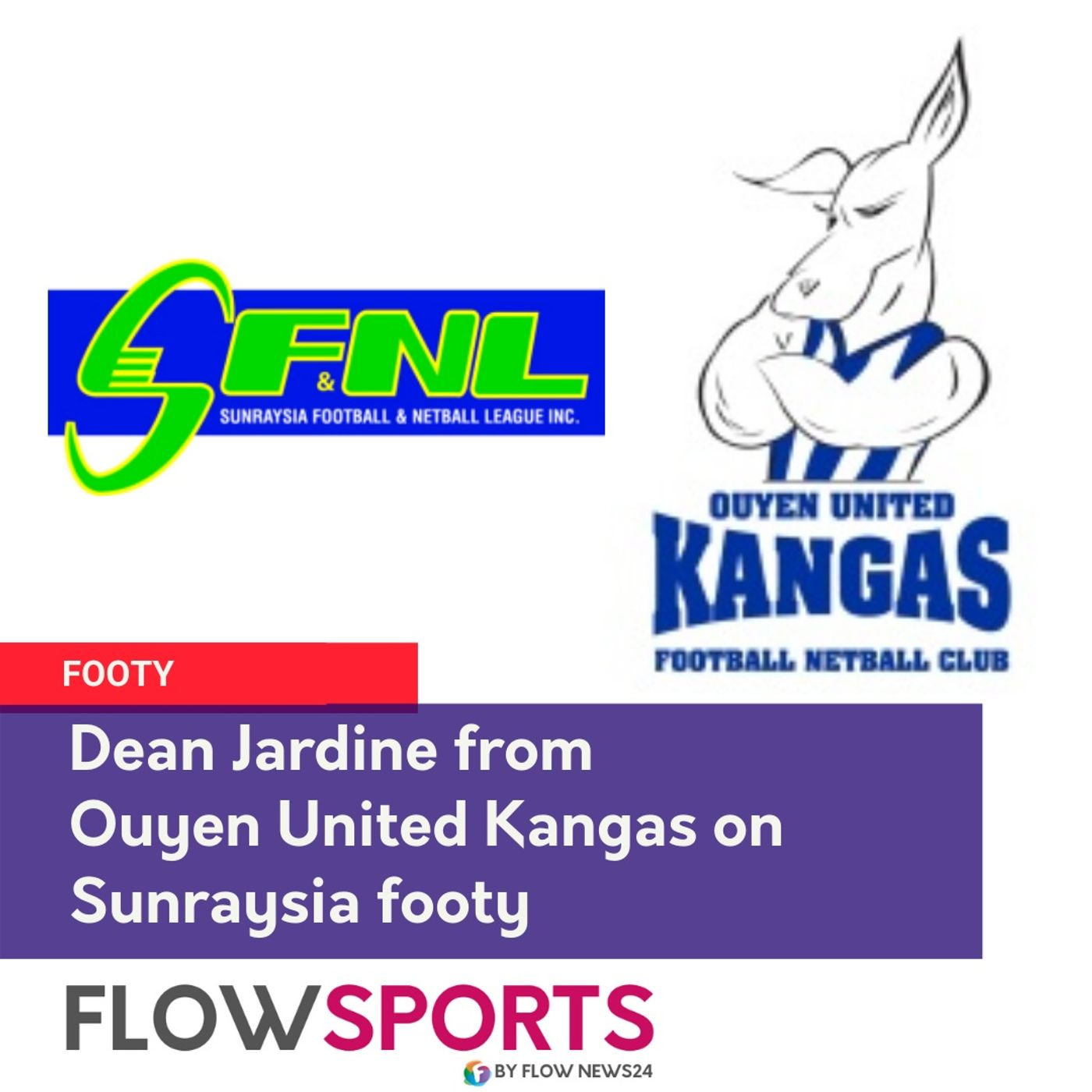 Dean Jardine previews Sunraysia Footy as the league crosses the NSW Border to go ahead with senior matches