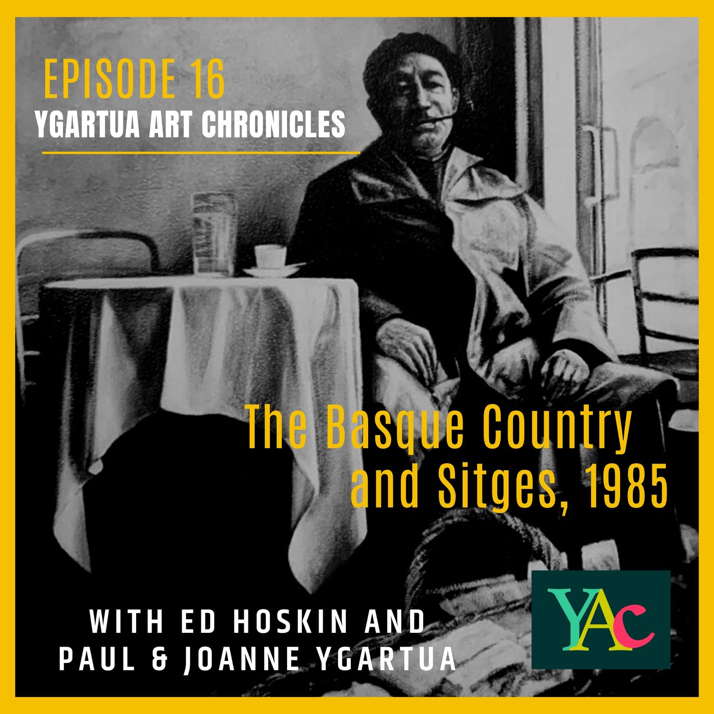 Ep16: Life in the Basque Country and Sitges, 1985