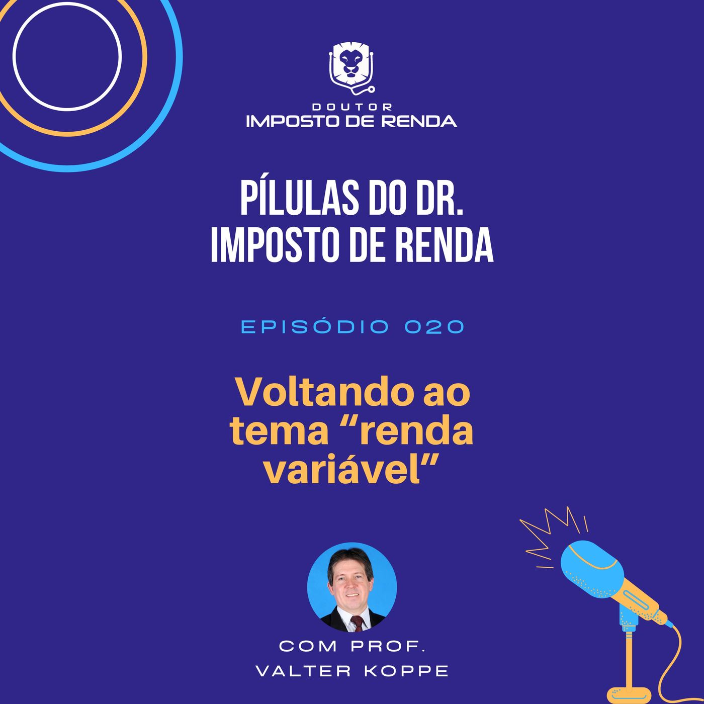 "PDIR #020 – Voltando ao tema ""renda variável"""