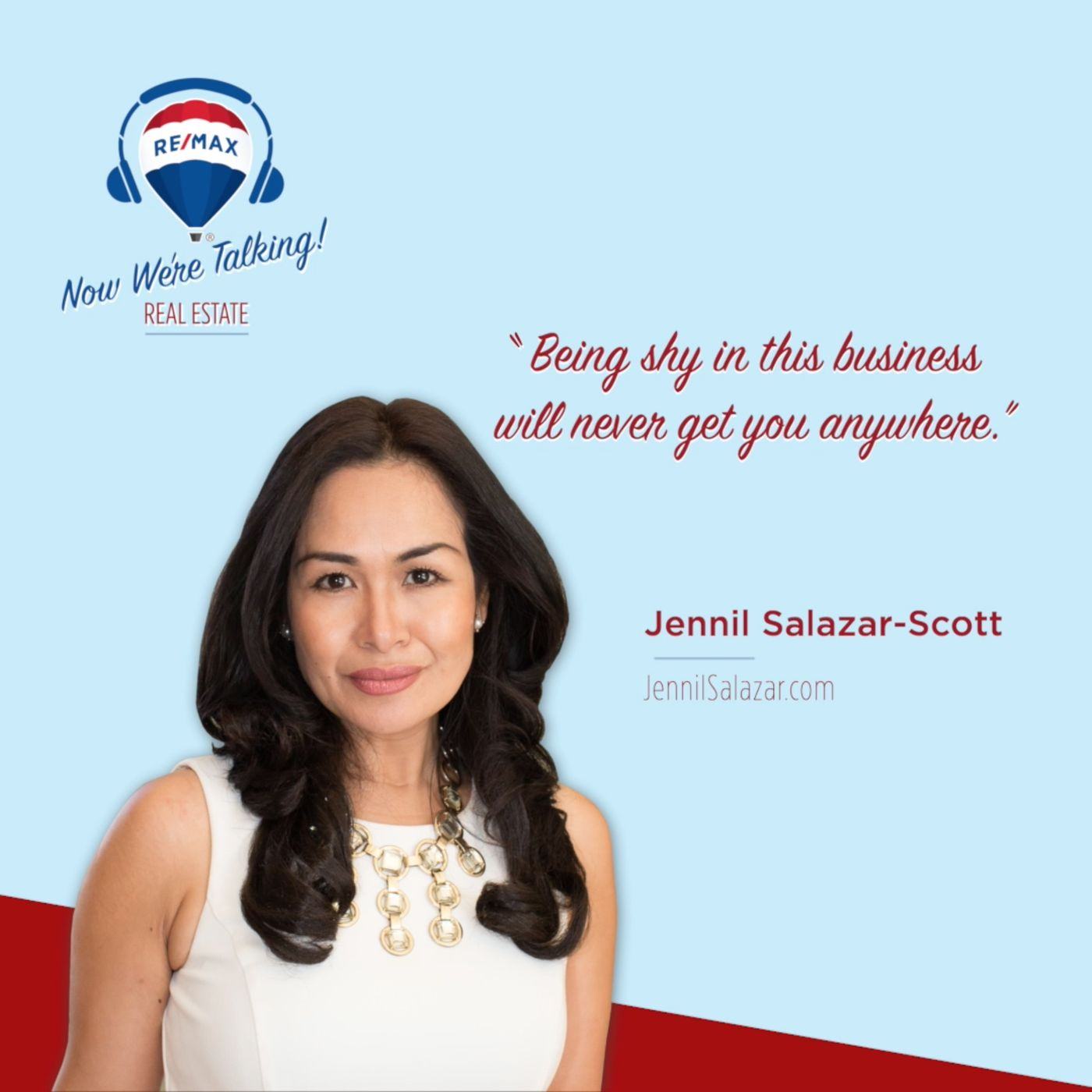 """Speak Up: Finding Your Voice in the Luxury Market with Jennil Salazar-Scott."""