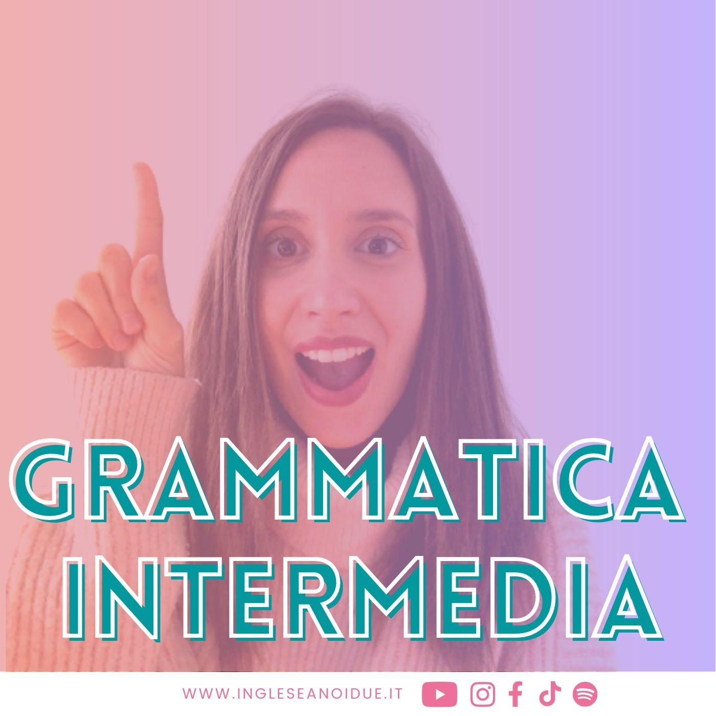 Corso di inglese INTERMEDIO (8) QUANDO usare la forma ING in inglese
