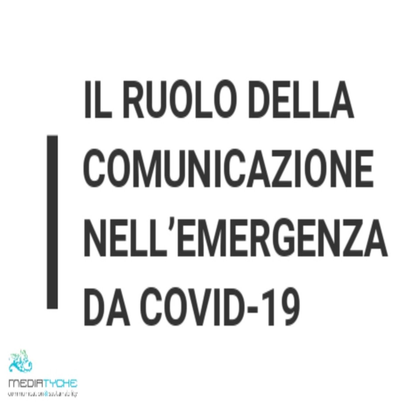 5 - Il ruolo della comunicazione nell'emergenza da Covid-19