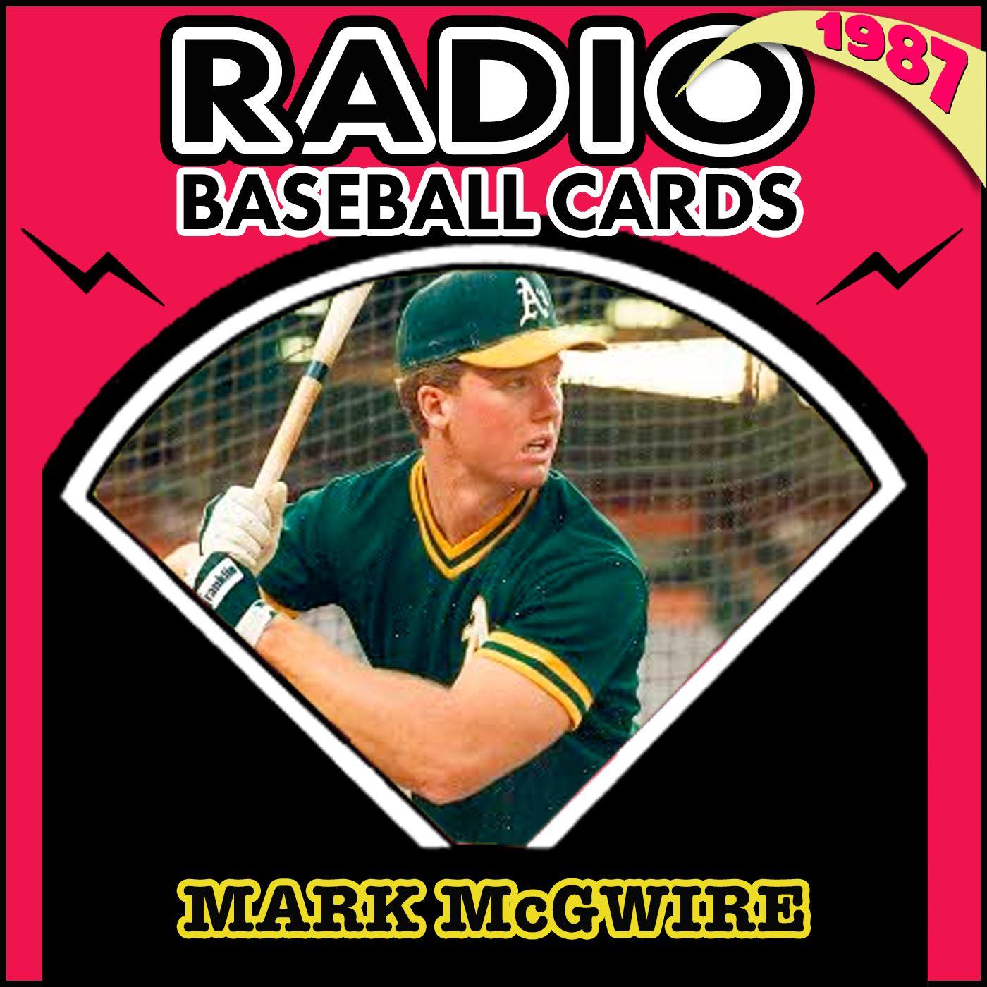 Rookie Mark McGwire on Keeping the Game Fun