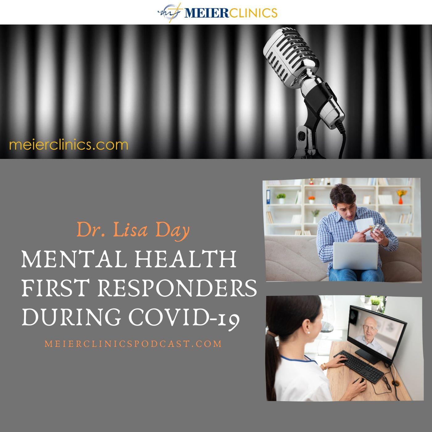 Mental Health First Responders During Covid-19