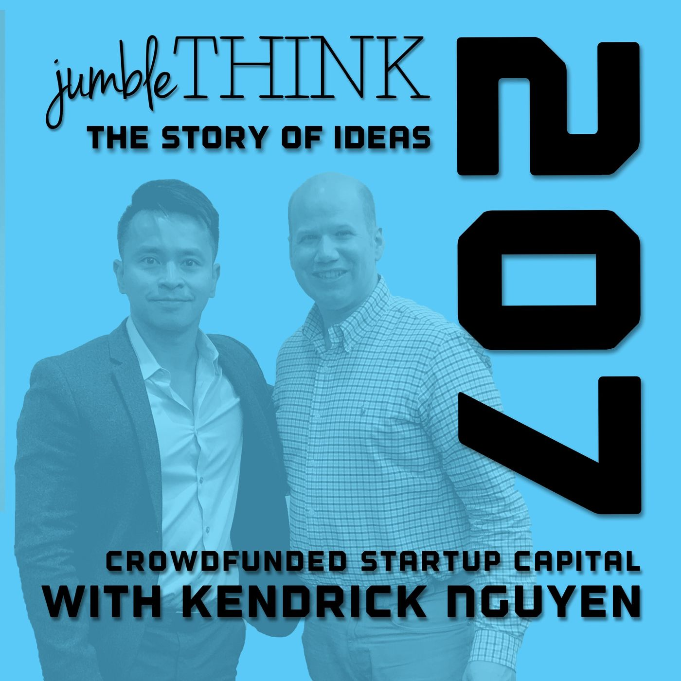 Crowdfunded Startup Capital with Kendrick Nguyen