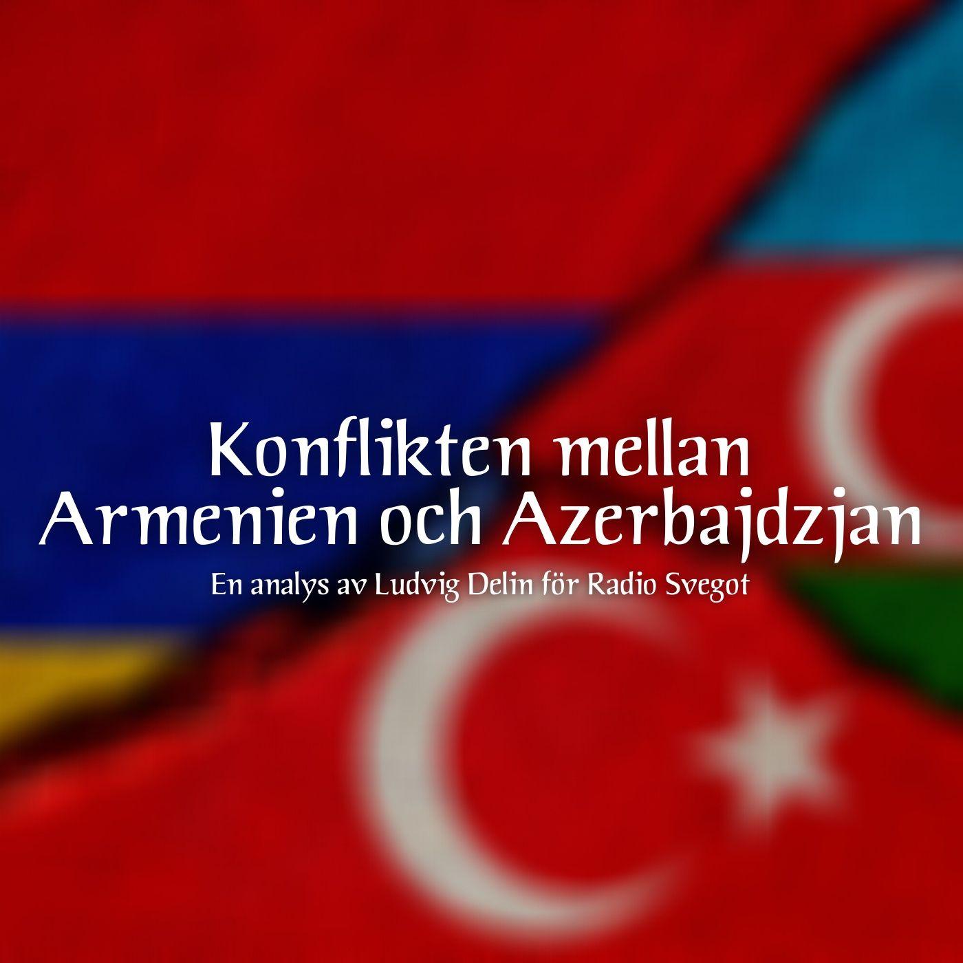 Konflikten mellan Armenien och Azerbajdzjan