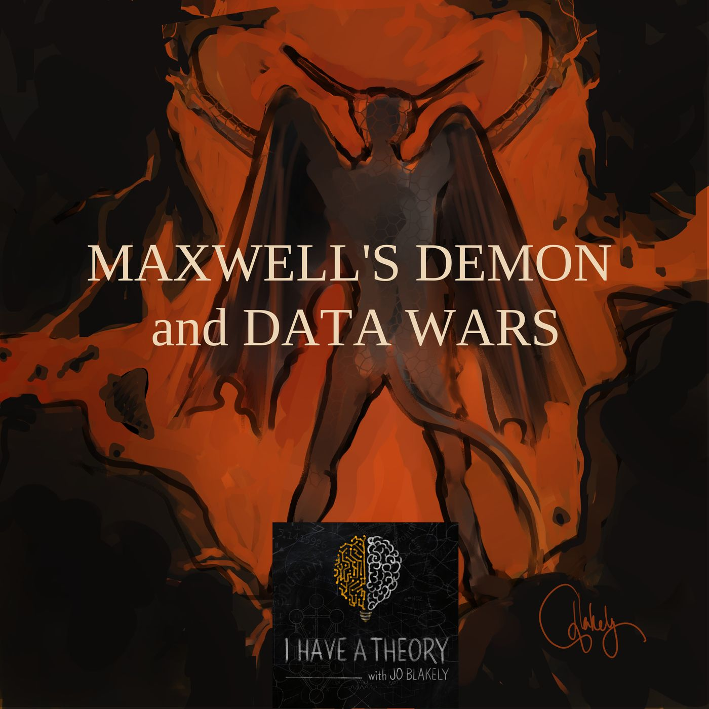Maxwell's Demon and Data Wars