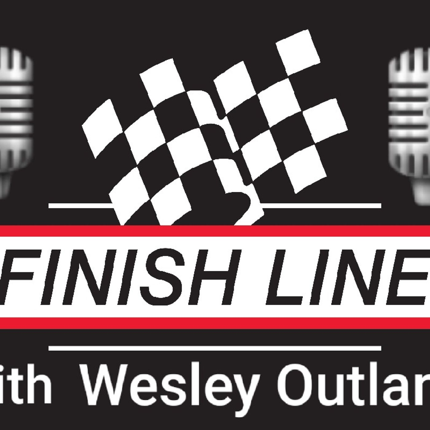July 11th Episode of #FinishLine Motorsports Podcast Show special co-host DJ Irvine w/ Daniel Hill, Bryson Harper & Mark Newton! 🏁🎙🏁
