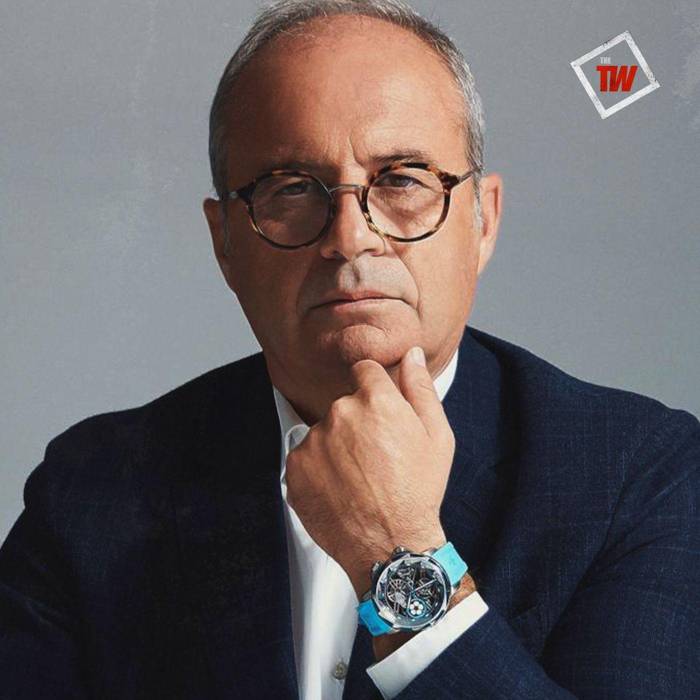 EXCLUSIVE INTERVIEW: Luis Campos, football's billion Euro technical director