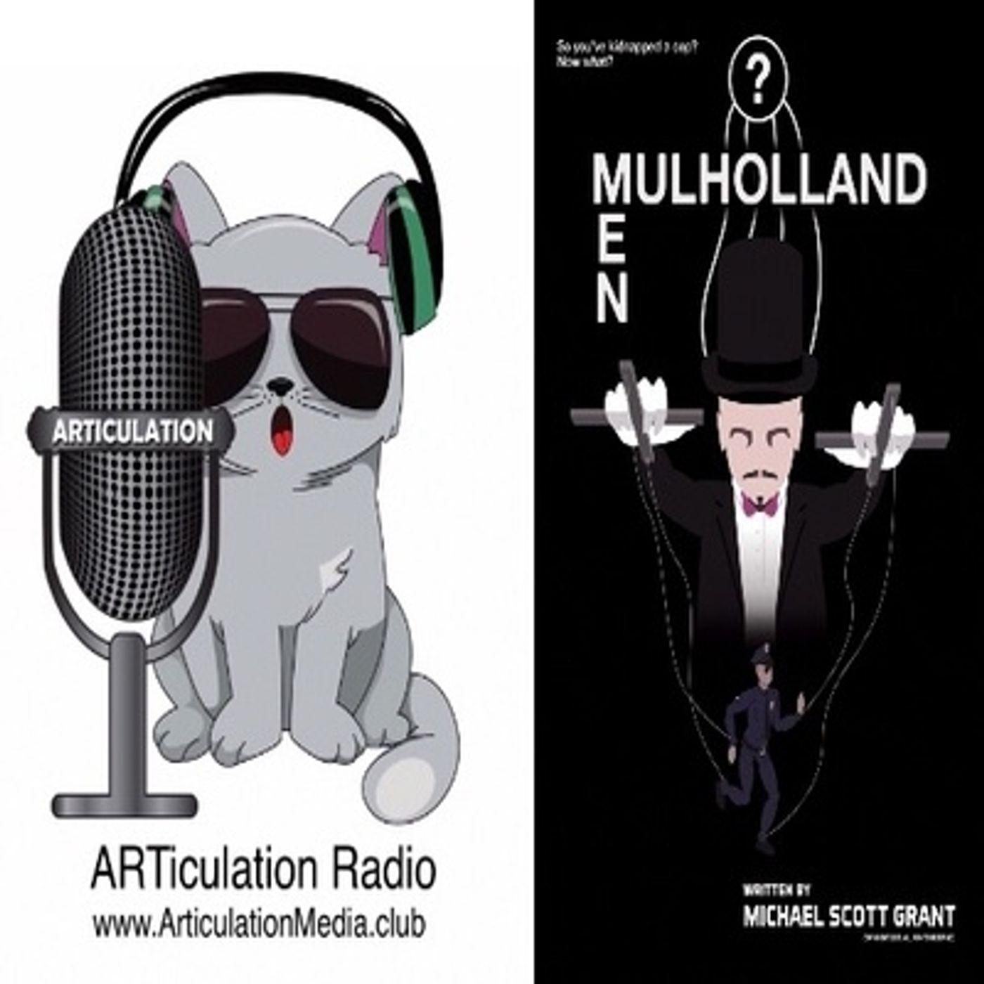 ARTiculation Radio — WATCHING SUSPENSEFUL MEN (interview w/ Michael Scott Grant)