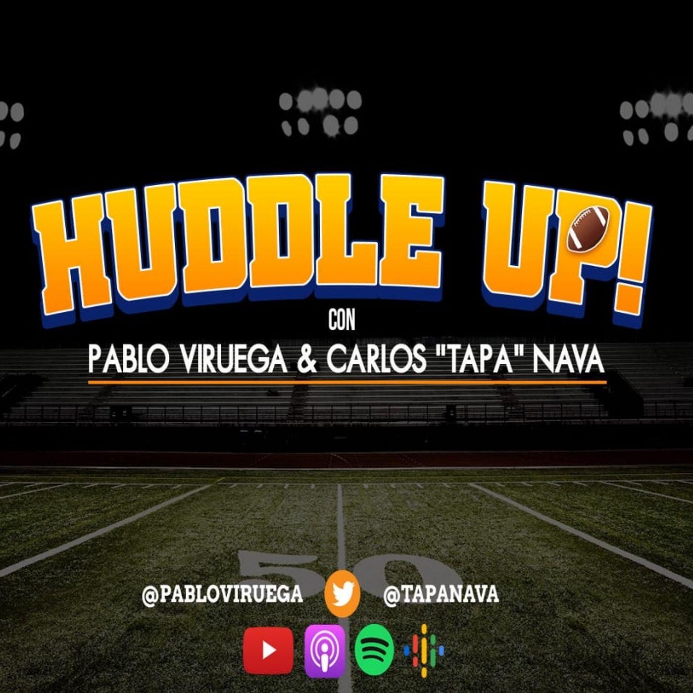 #HuddleUP Cam Newton cortado Mac Jones titular. Futuro de los latinos #NFL @TapaNava @PabloViruega