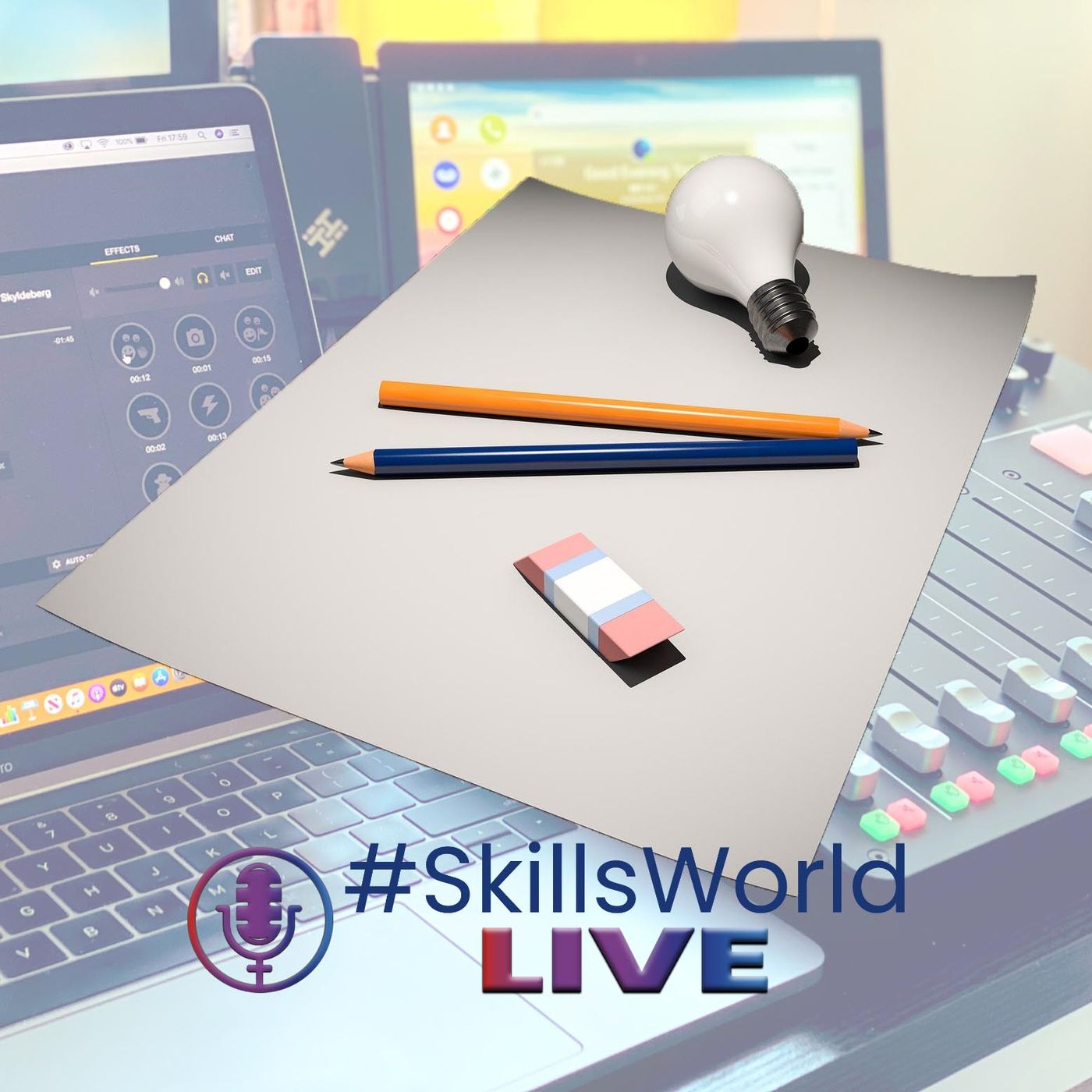 Will the FE Whitepaper result in the nationalisation of Colleges? Episode 17: #SkillsWorldLIVE