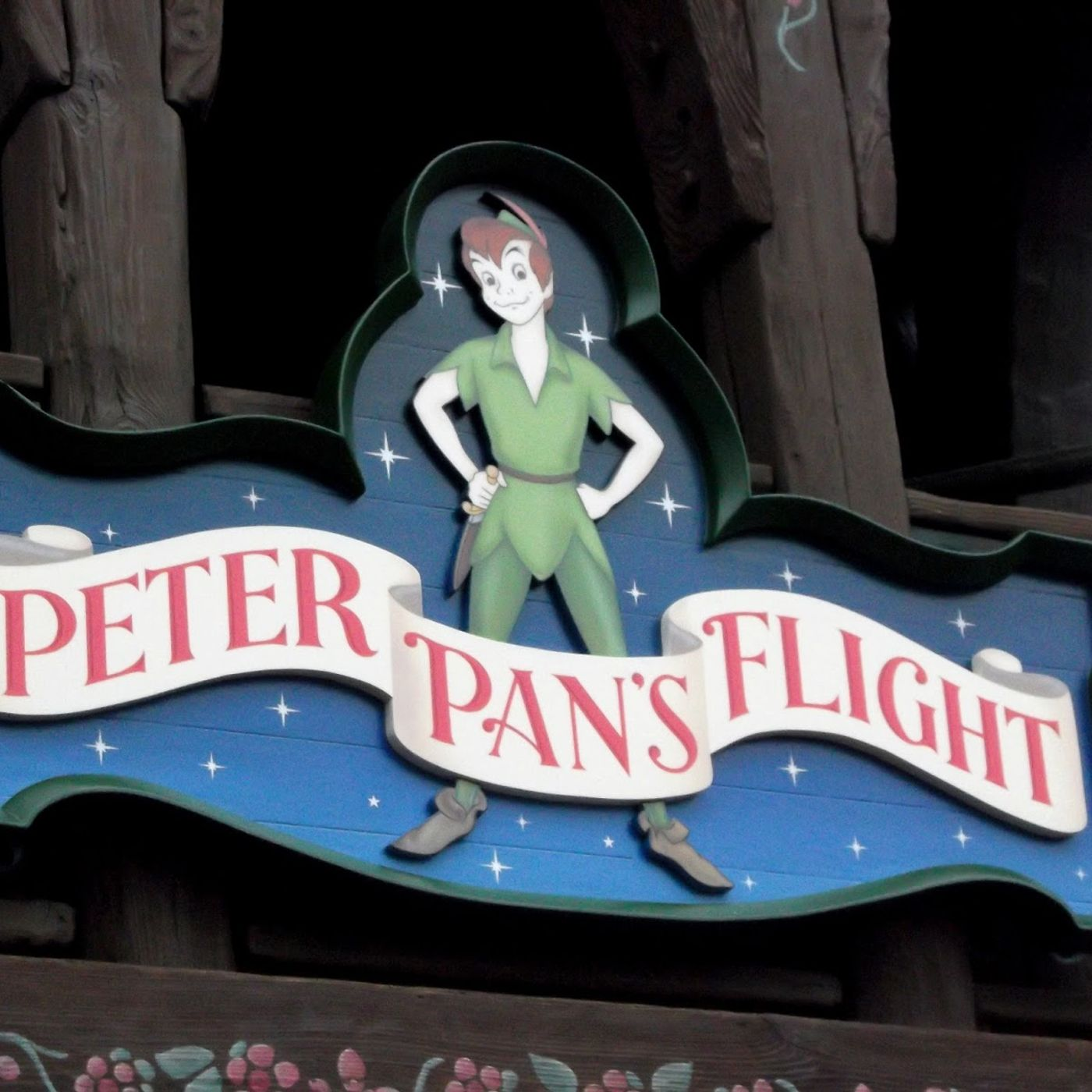 S2 Ep.7 : Peter Pan's Flight (Parks Edition)